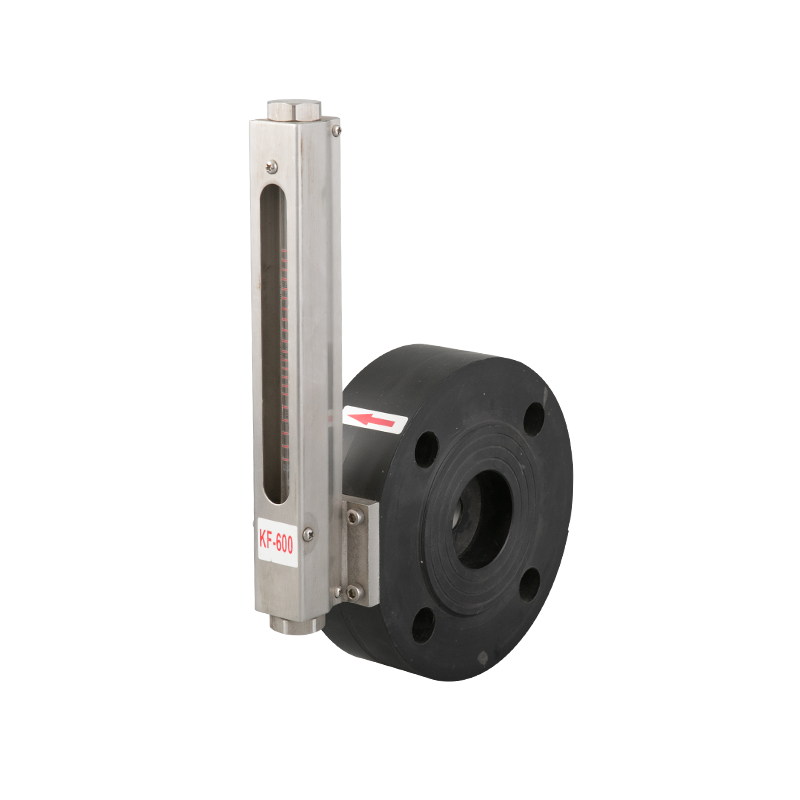 Caudalímetro de placa de orificio