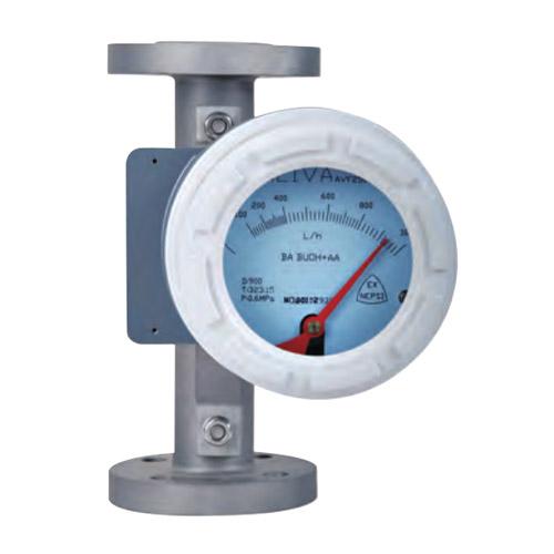 Caudalímetros de área variable de tubos metálicos (Serie KF800)