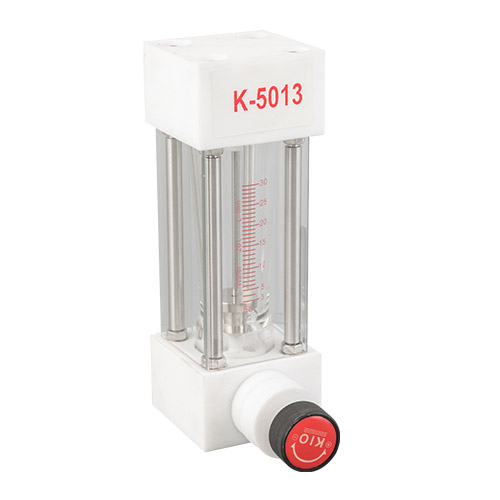 Rotámetros de vidrio (Serie K-5013)