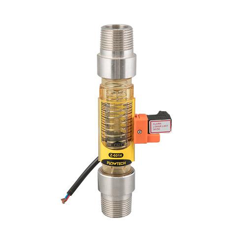 Caudalímetro de tubería (montaje en cualquier posición) (Serie Z-6000)